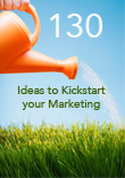 130 Ideas to Kickstart Your Marketing CoverPicture