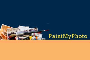 Paint My Photo Logo Picture